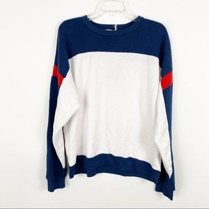 Project Social T color blocked sweater